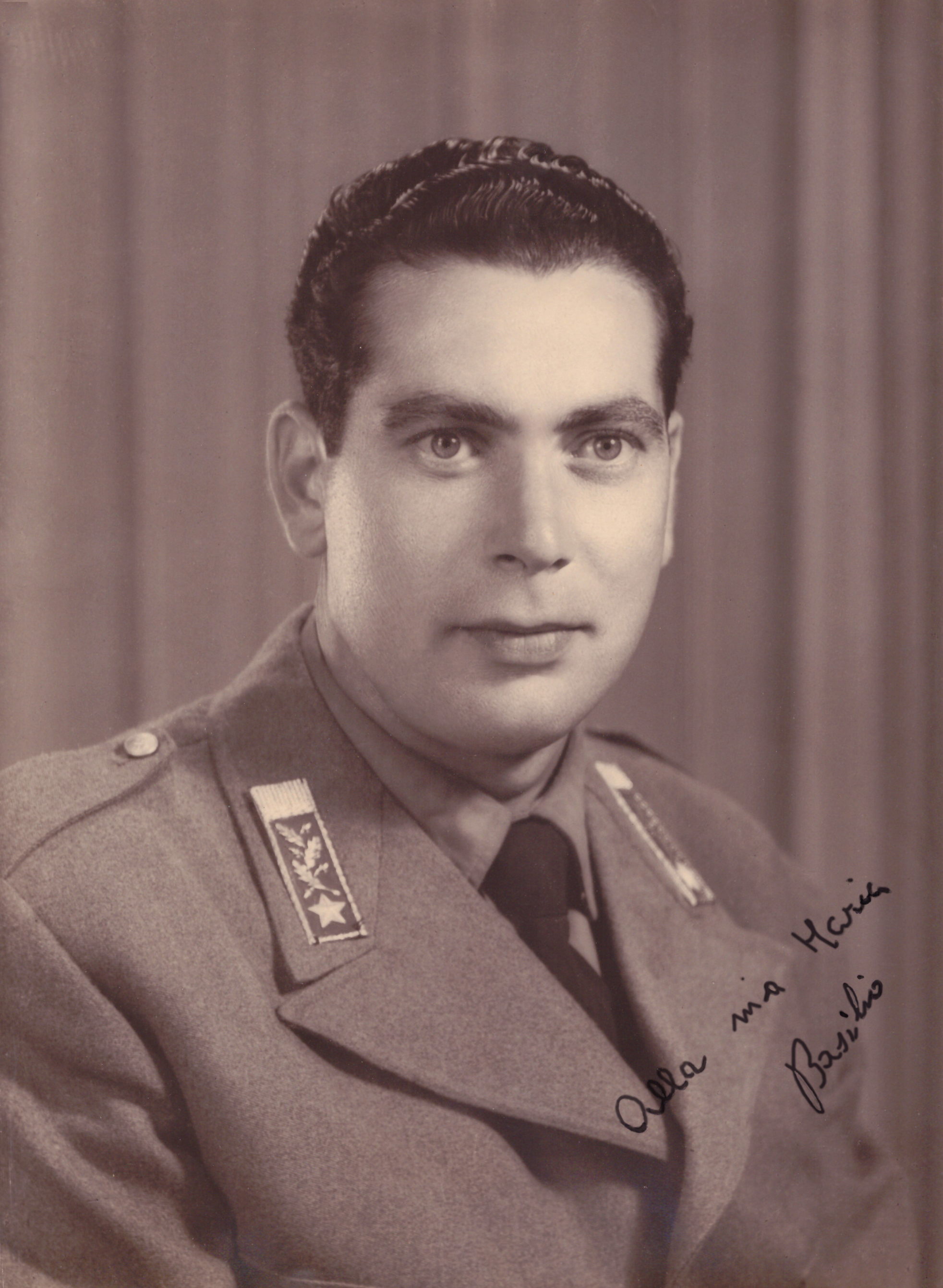 Basilio Antoci