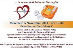 Memorial Antonino Mazzaglia