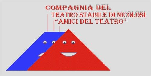 Logo della compagnia Amici del Teatro