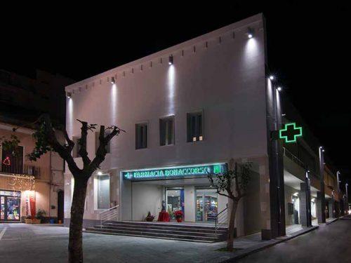 Largo Dei Vespri (Piazza del Cinema – 'U Ferru)
