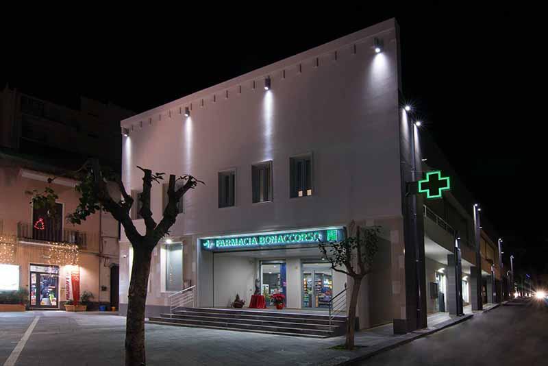 Largo Dei Vespri: Farmacia Bonaccorso / Ex Cinema Colosseo