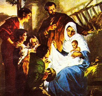 Flyer Natale 1989 – Chiesa Madre Nicolosi