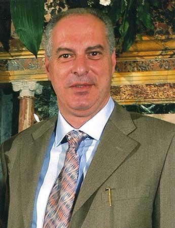 Antoci Francesco   Avvocato e politico in Nicolosi   Foto del 2006