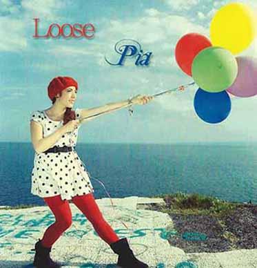 Pia copertina album Loose baloon